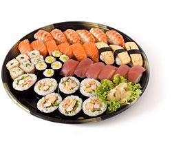 Sushi-Platte »Kyoto«