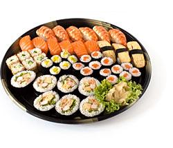 Sushi-Platte »Osaka«