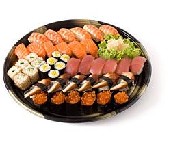 Sushi-Platte »Tokio«